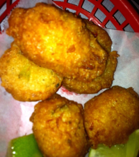 Cod Fish Fritter